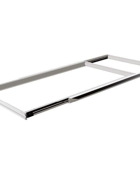 Telai in alluminio ad apertura laterale